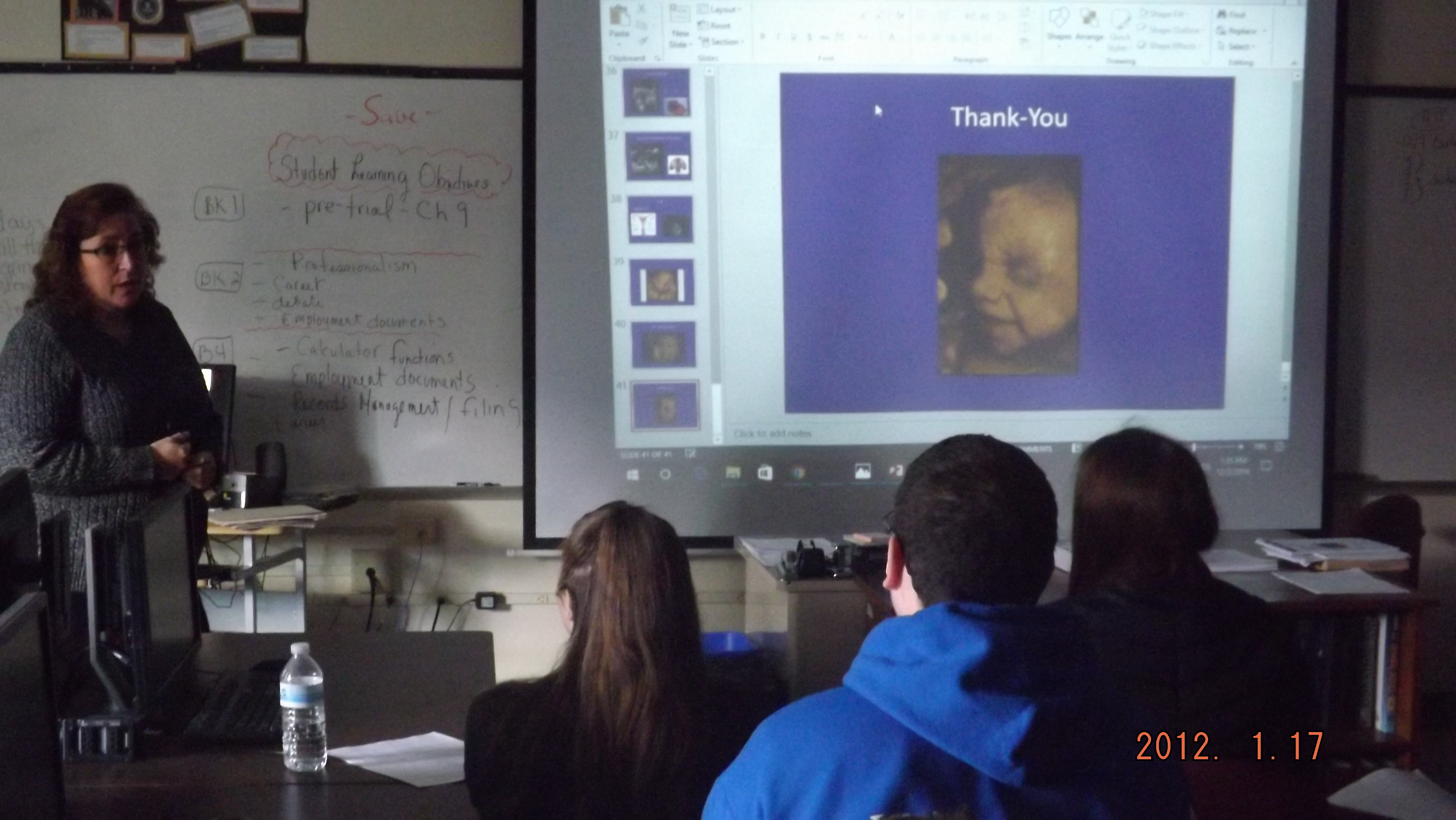 Medical Assisting Learns About Ultrasonography